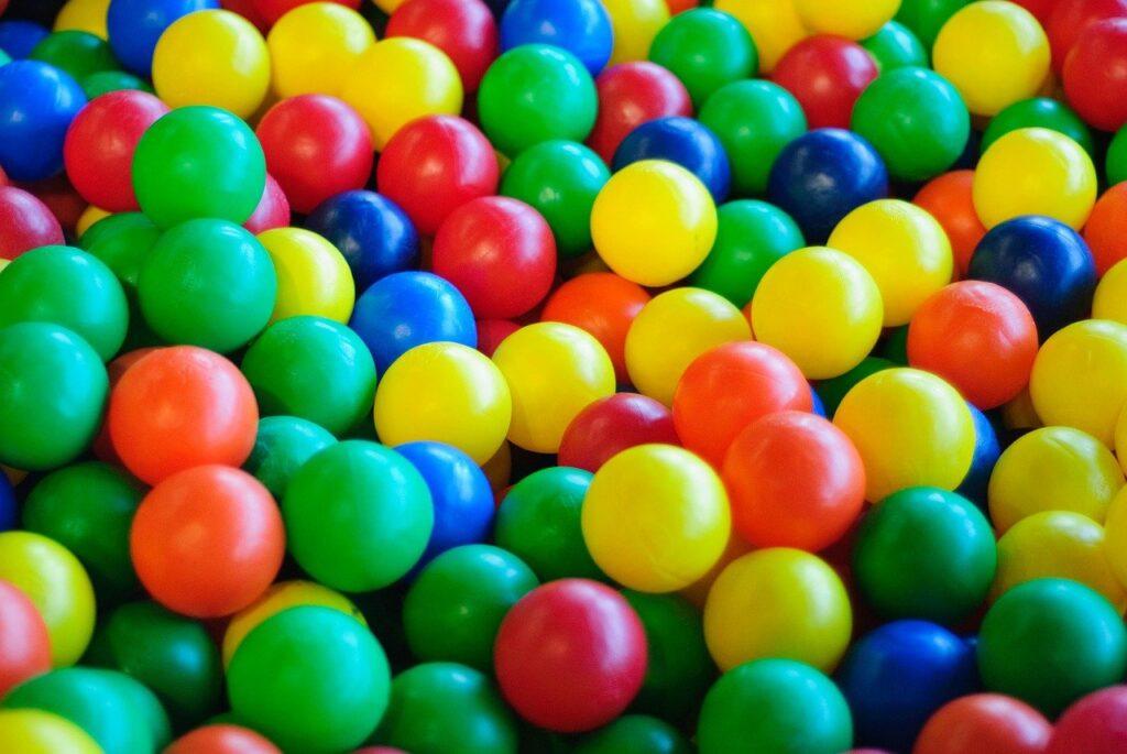 balls, toys, play